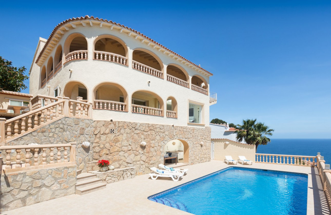 Villa - Re-sales - Javea - Balcon del Mar