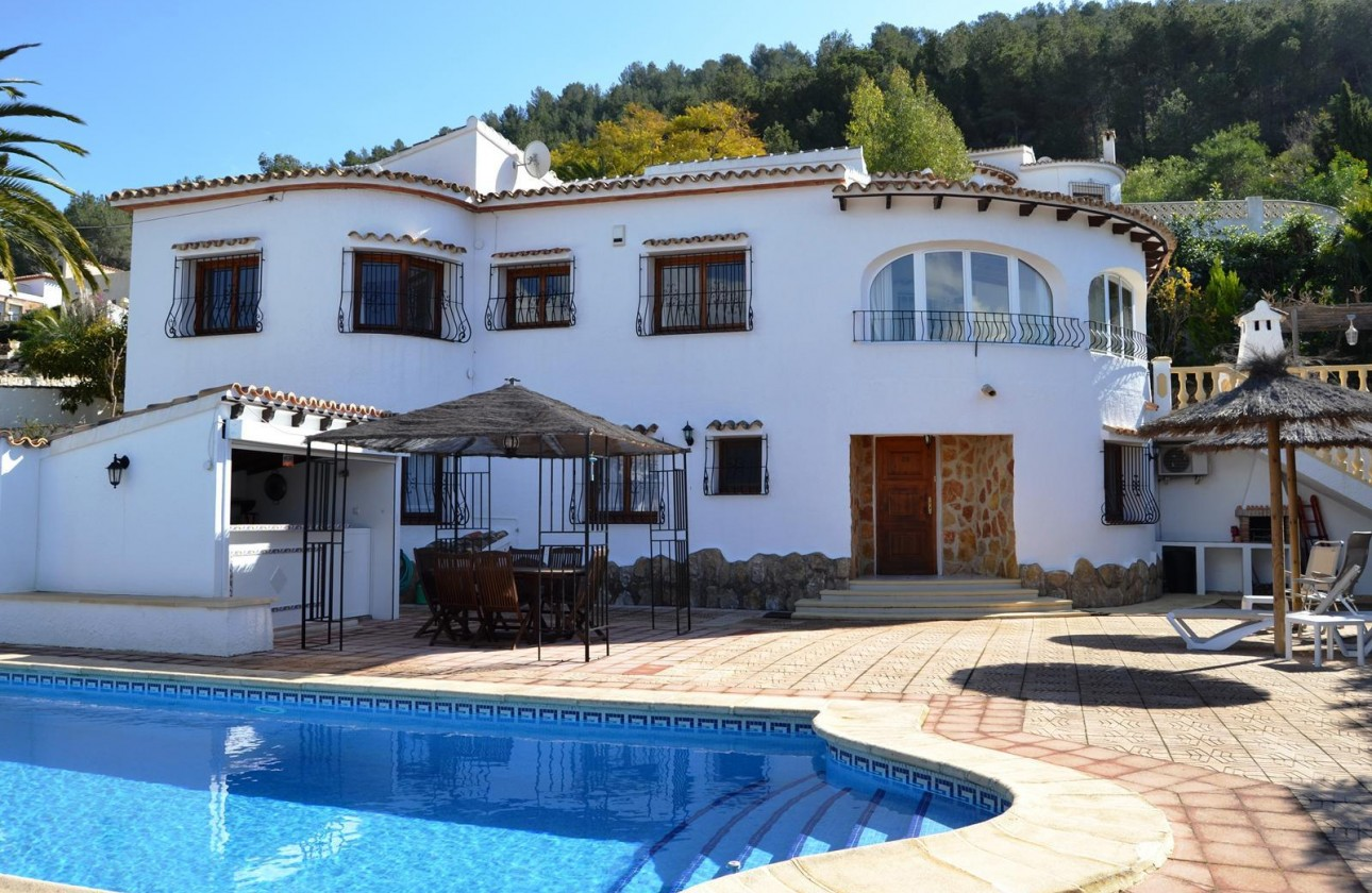 Villa - Re-sales - Javea - Cansalades