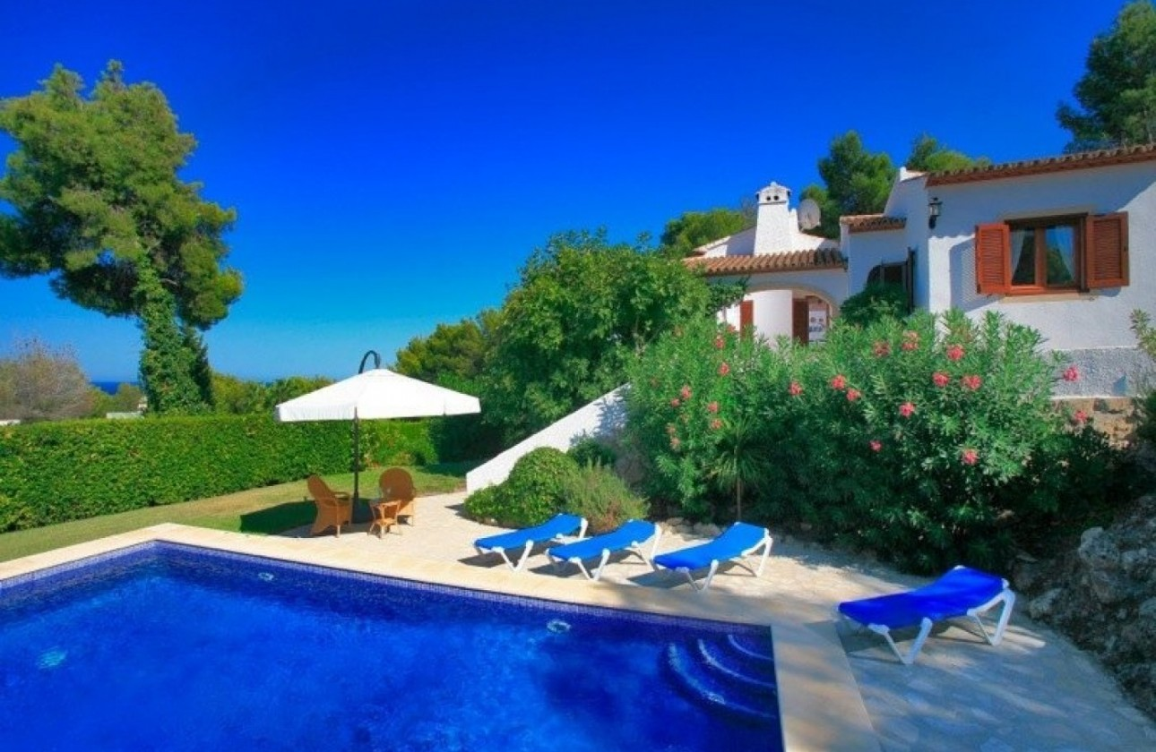 Villa - Re-sales - Javea - Cap Marti