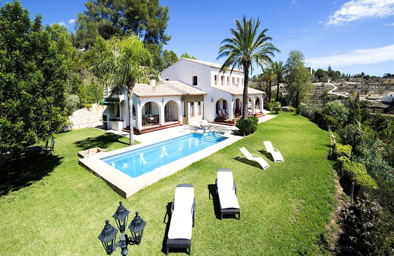 Villa - Re-sales - Javea - El Rafalet