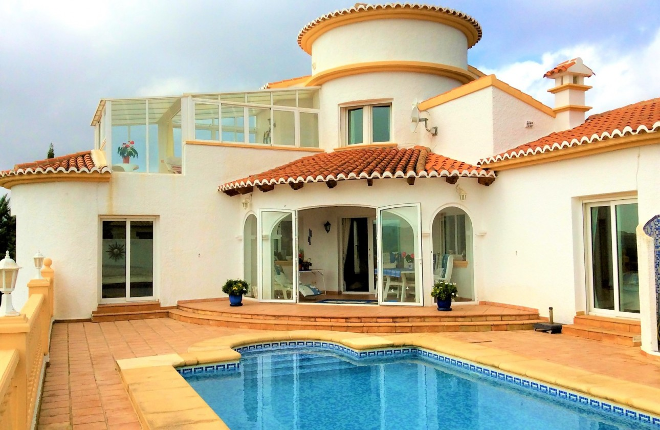 Villa - Re-sales - Javea - La Colina