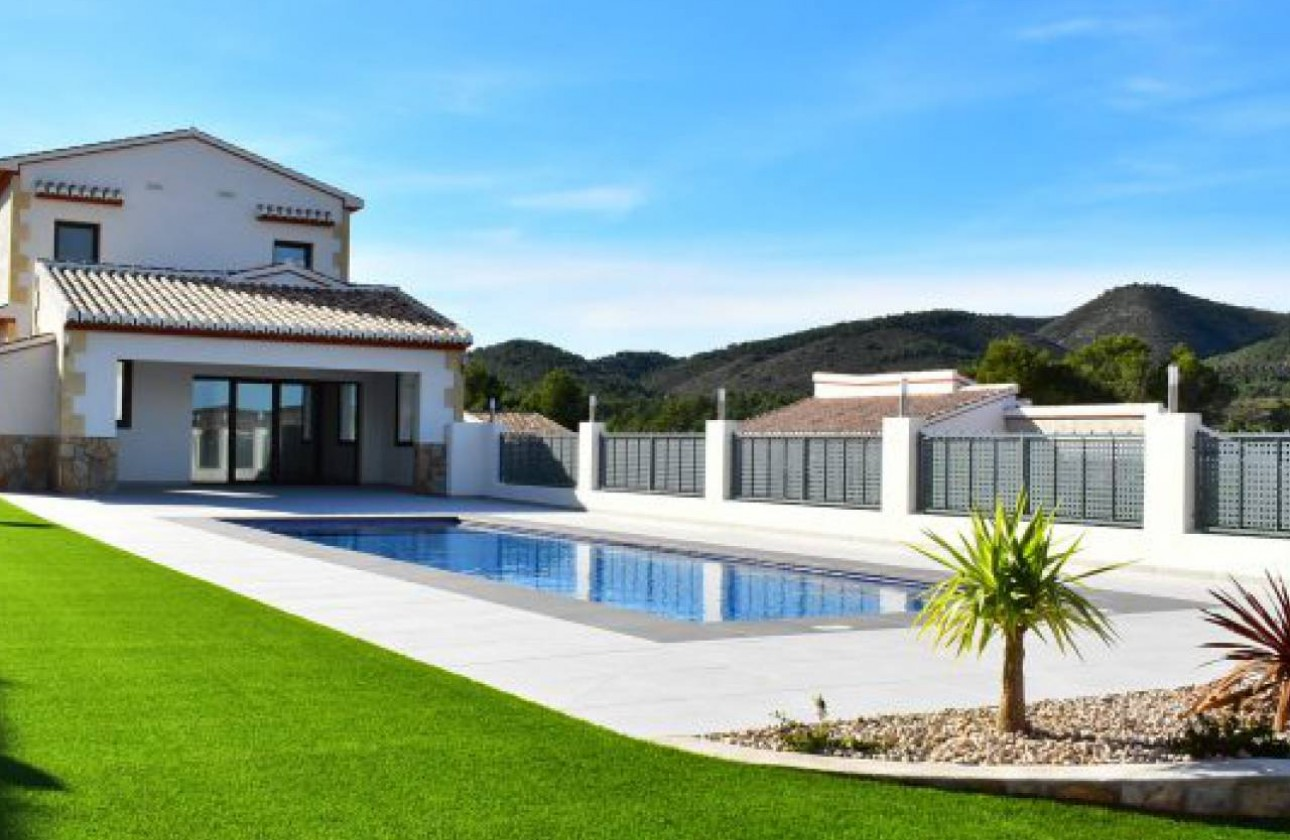 Villa - Re-sales - Javea - La Lluca