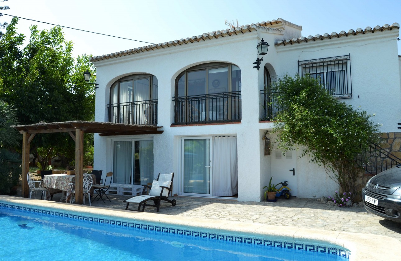Villa - Re-sales - Javea - LA SENIOLA