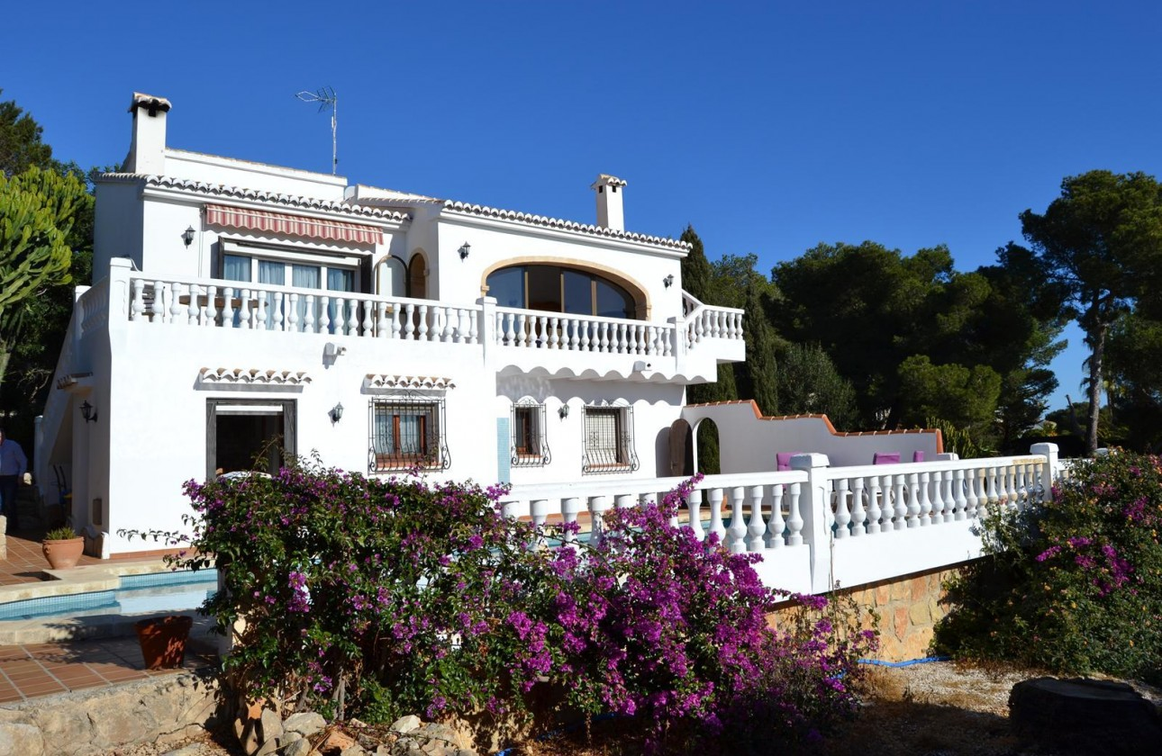 Villa - Re-sales - Javea - LA SIESTA