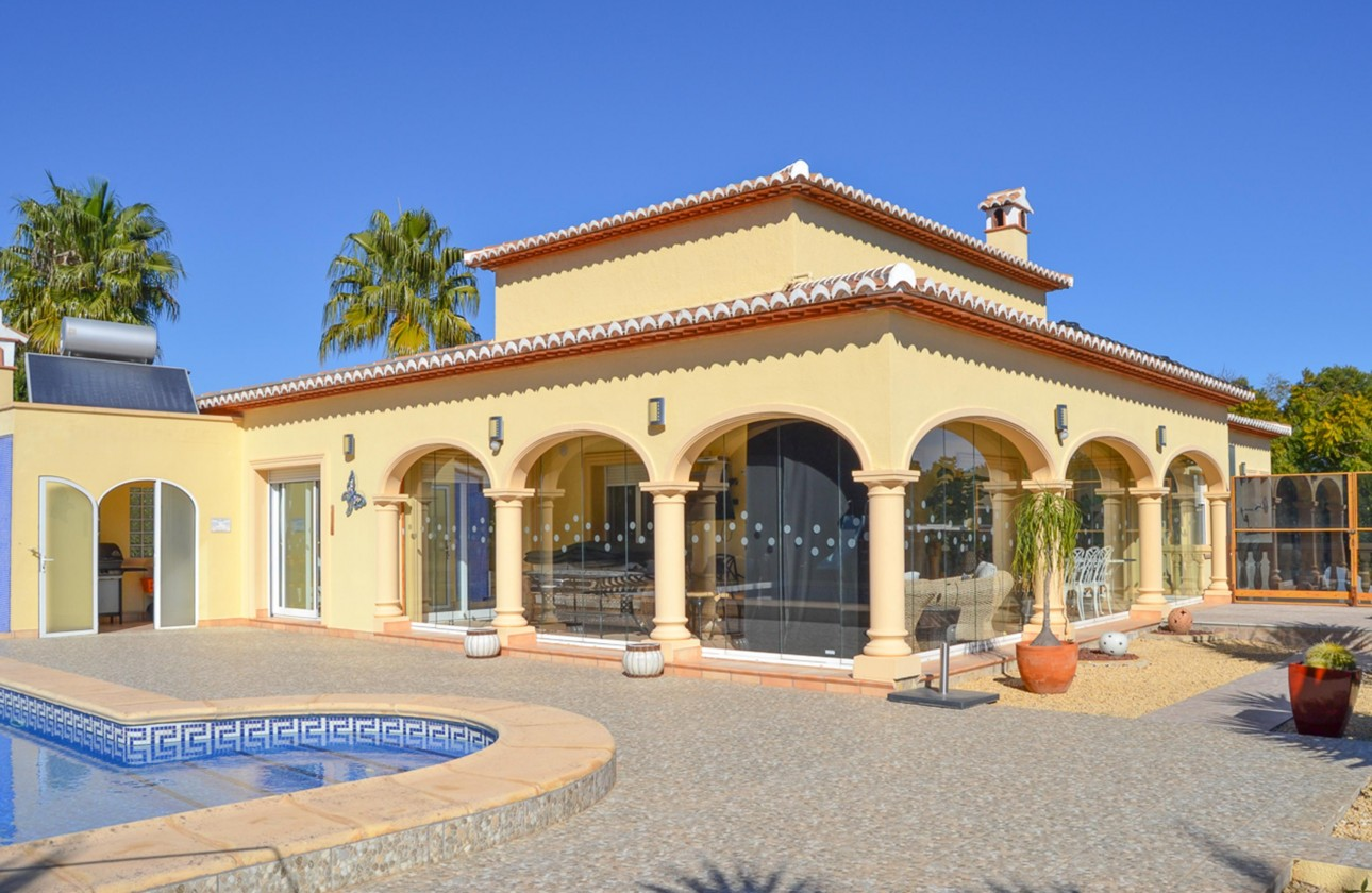 Villa - Re-sales - Javea - LAS LADERAS