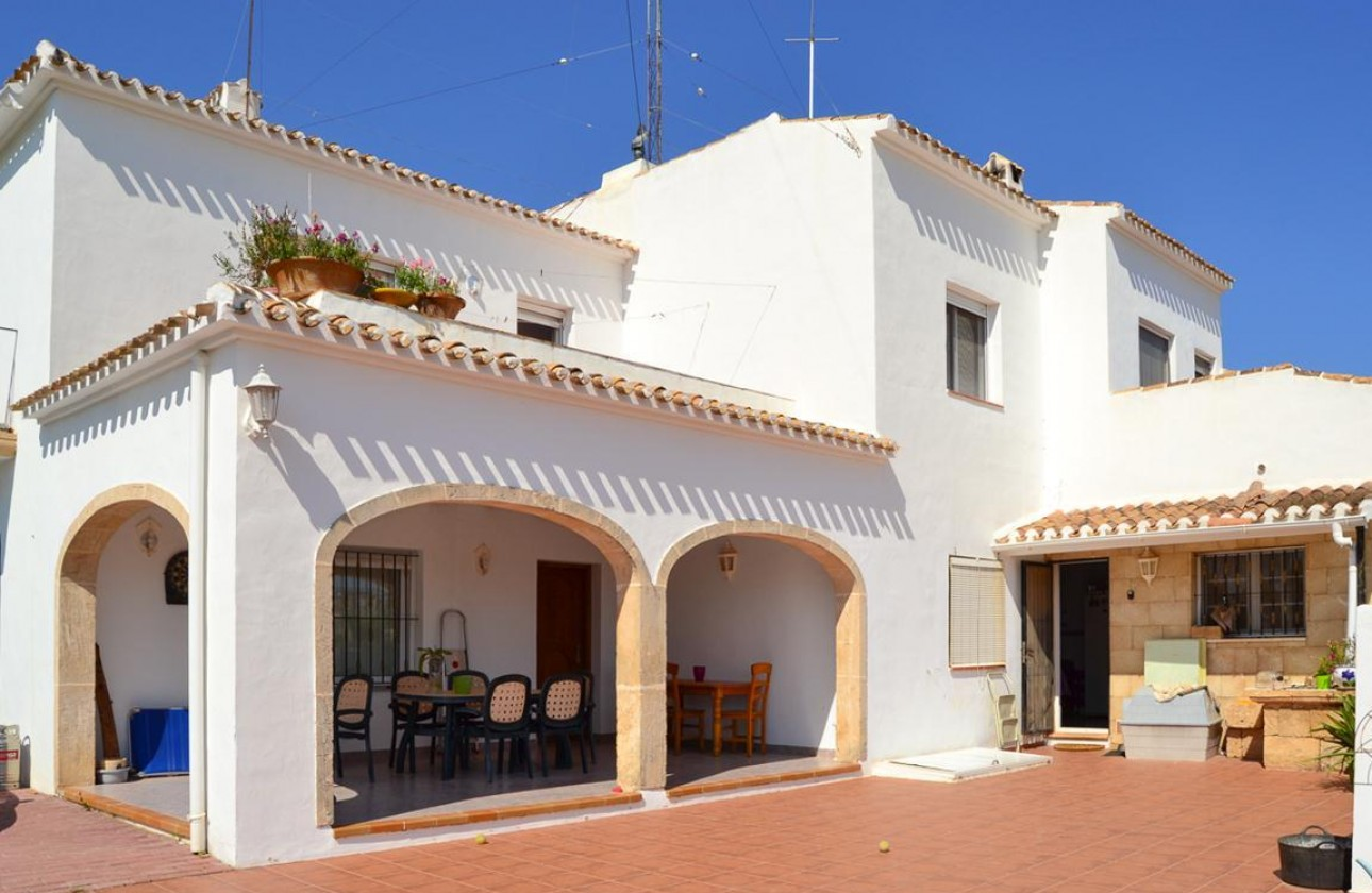 Villa - Re-sales - Javea - Montgó