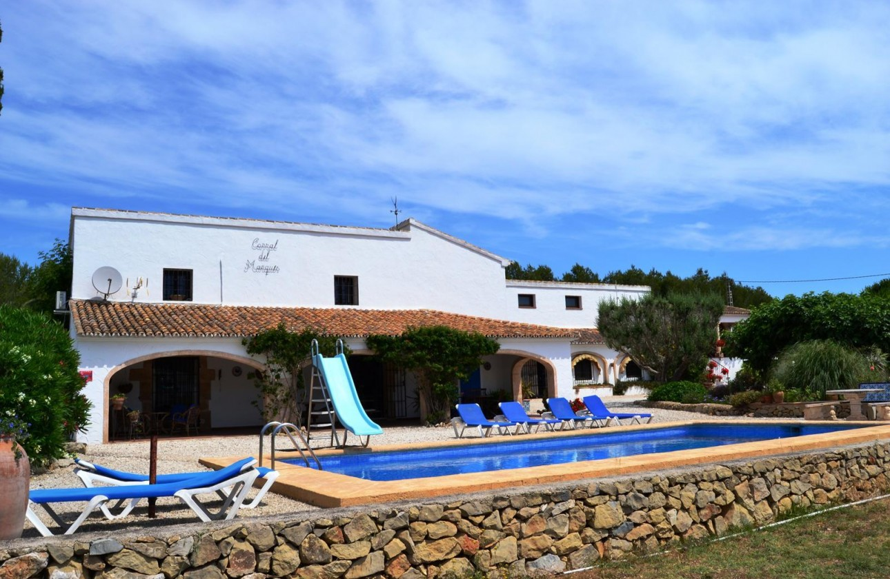 Villa - Re-sales - Javea - Tesoro Park