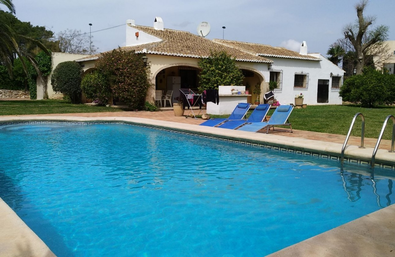 Villa - Re-sales - Javea - Tosalet