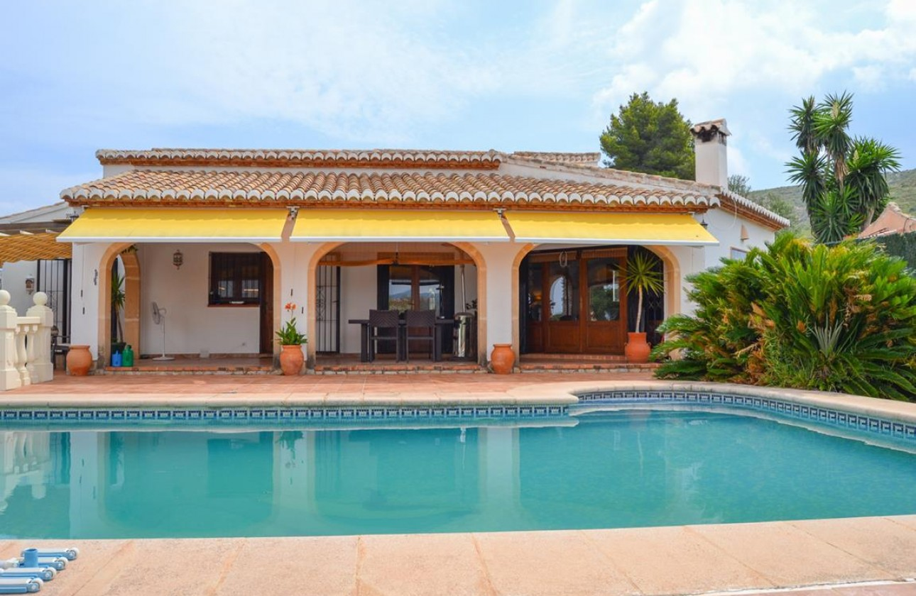 Villa - Re-sales - Javea - Valle del Sol