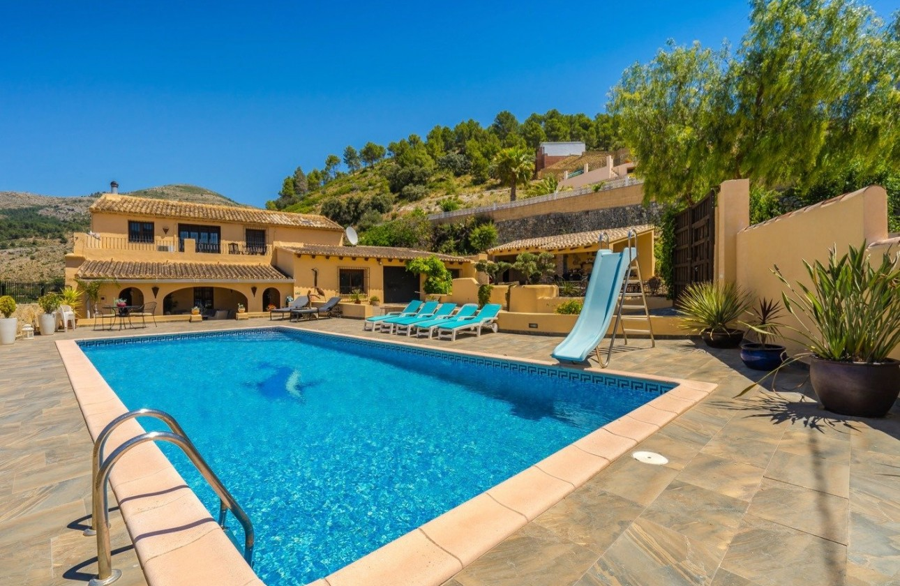 Villa - Re-sales - Lliber - Pueblo