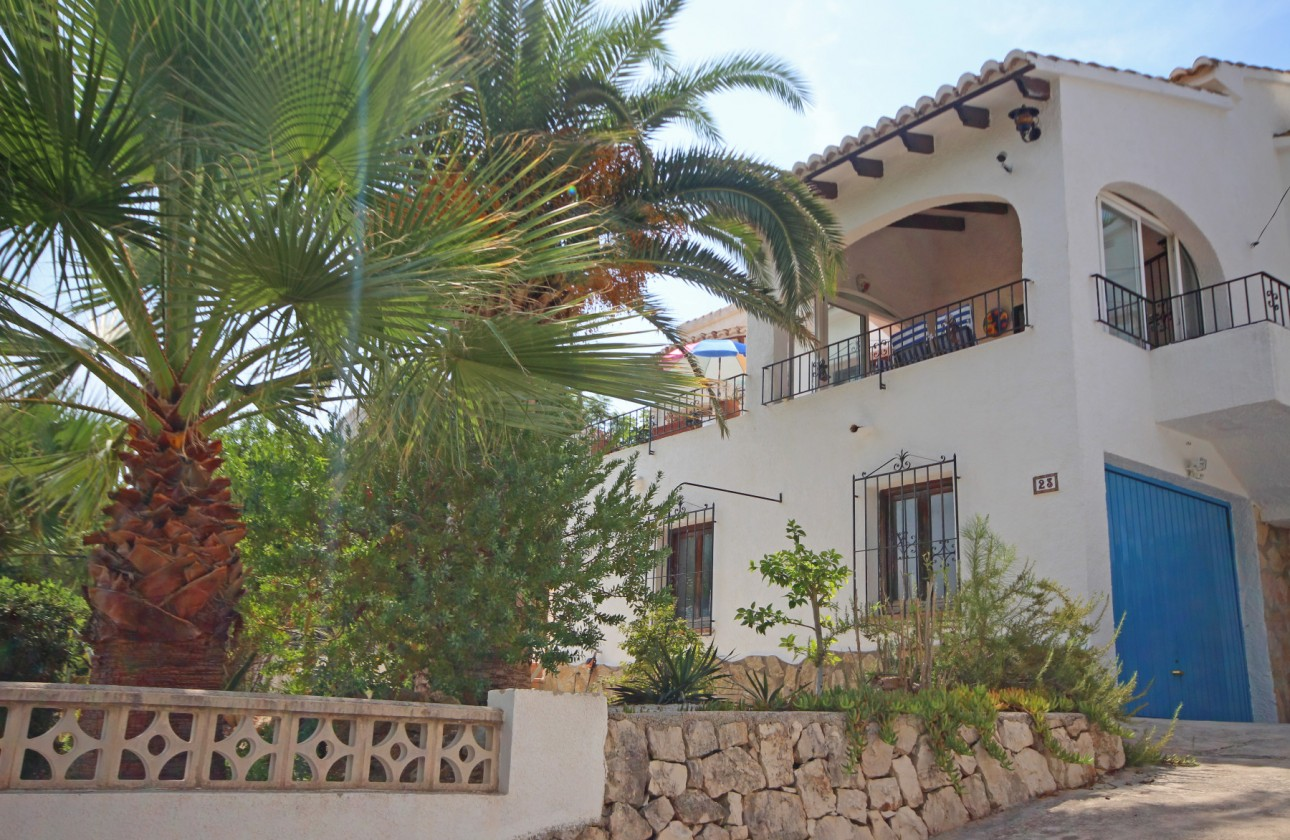 Villa - Re-sales - Moraira - Arnella