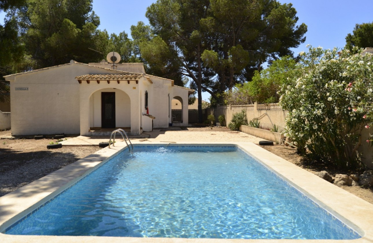 Villa - Re-sales - Moraira - Cap Blanc