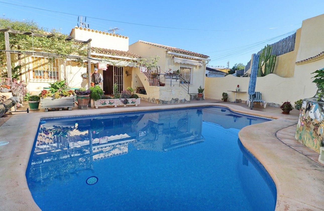 Villa - Re-sales - Moraira - Centro