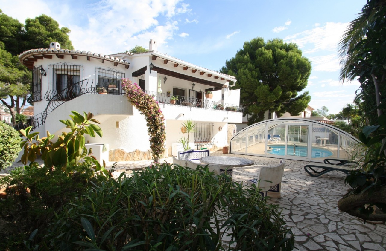 Villa - Re-sales - Moraira - Cometa