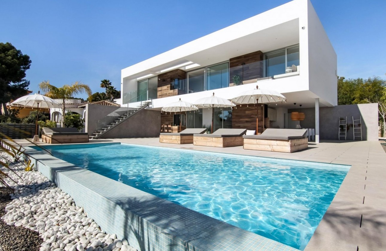 Villa - Re-sales - Moraira - Fanadix