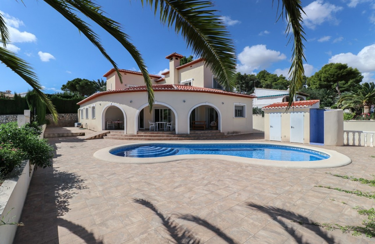 Villa - Re-sales - Moraira - Moraira