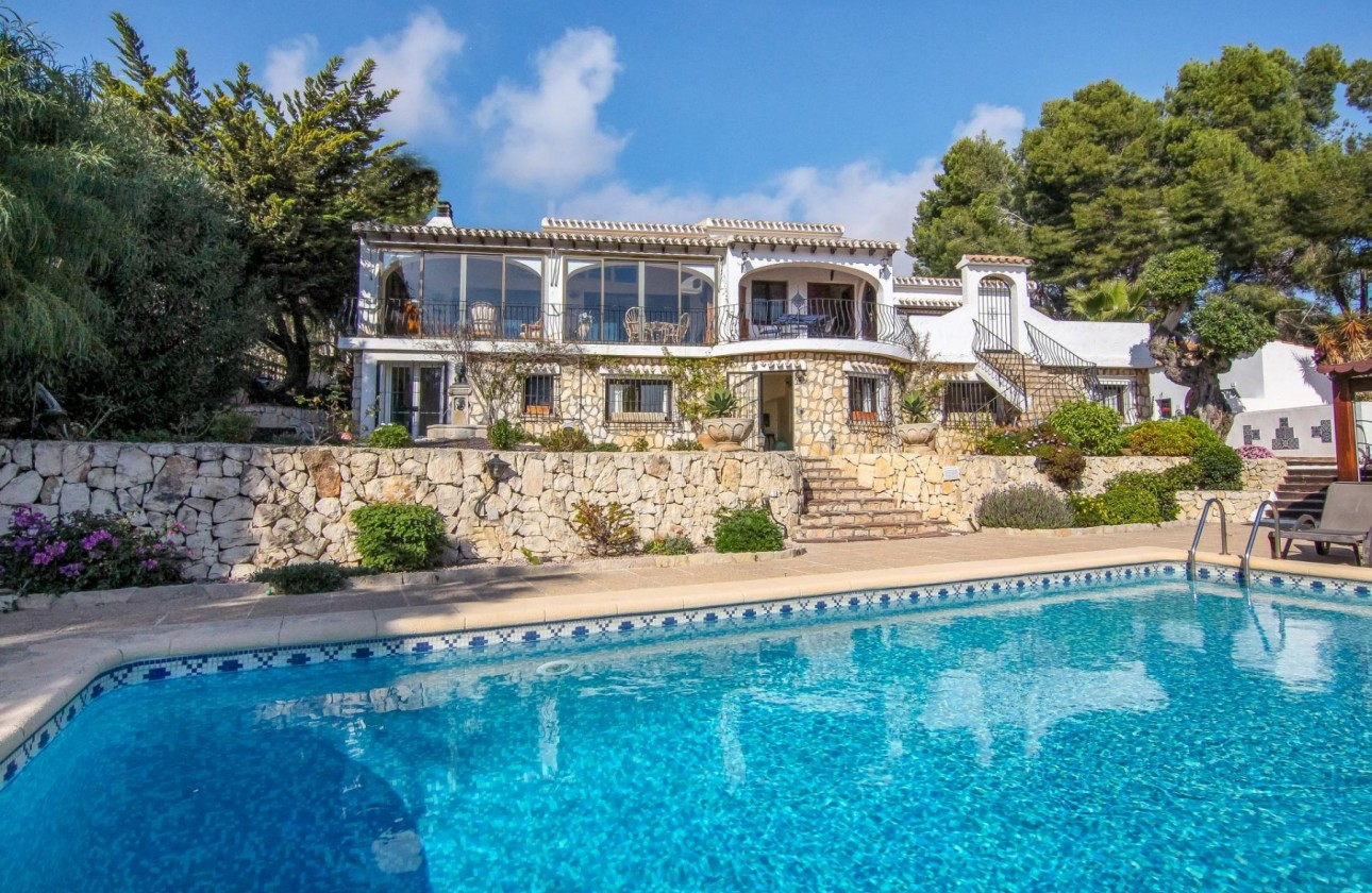 Villa - Re-sales - Moraira - Moravit