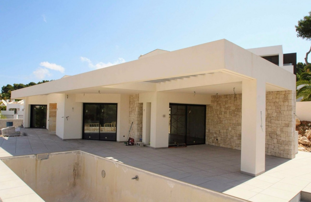 Villa - Re-sales - Moraira - Paichi