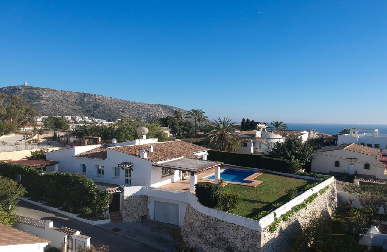 Villa - Re-sales - Moraira - Pla del Mar