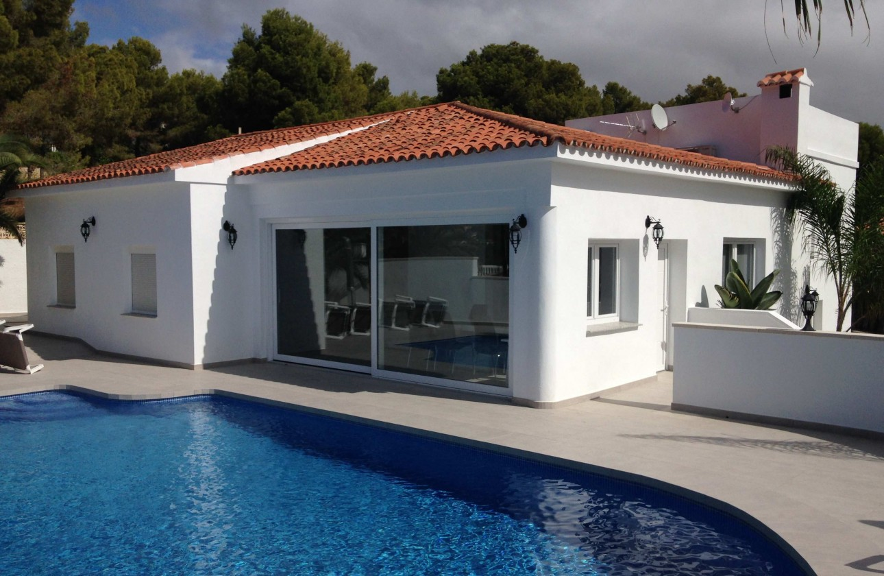 Villa - Re-sales - Moraira - San Jaime