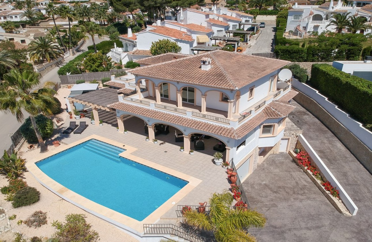 Villa - Re-sales - Moraira - Sol Park