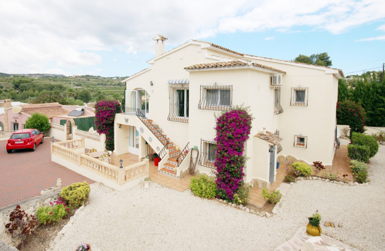 Villa - Re-sales - Moraira - Villotel